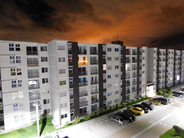 Entre Valles, Apartment Buildings