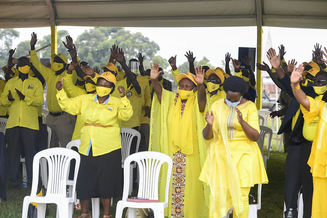 Rukungiri - NRM Leaders meeting - Campaigns 2021 - 07