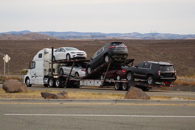 5-Car Auto Transport