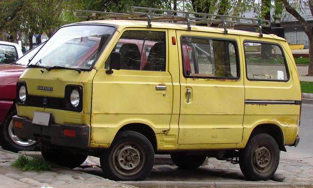 Suzuki Carry ST-90V 1981