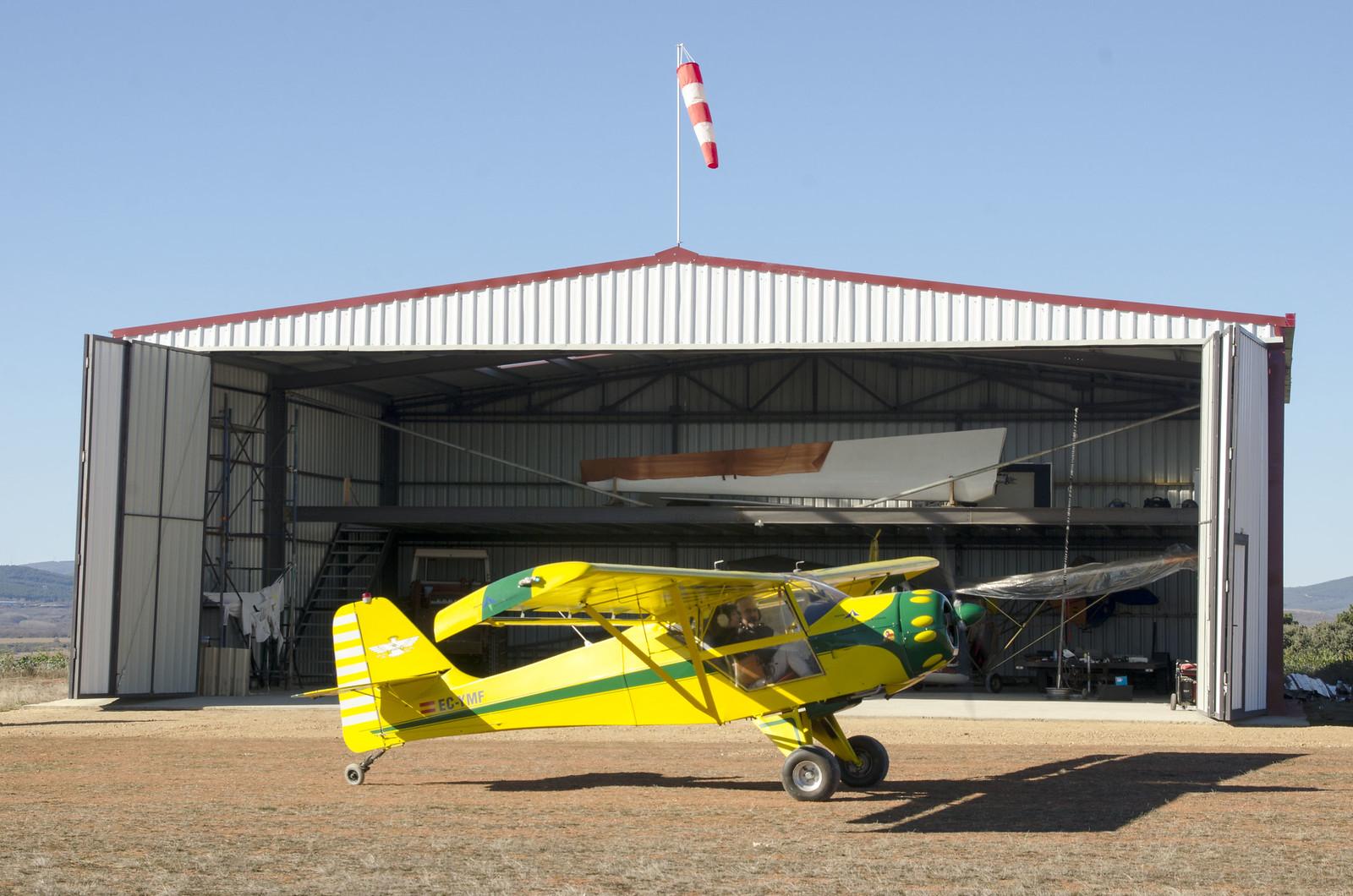 Vuelo Roberto Jabiru UL-450 Aerodromo Kitfox vuelo Astorga (160)