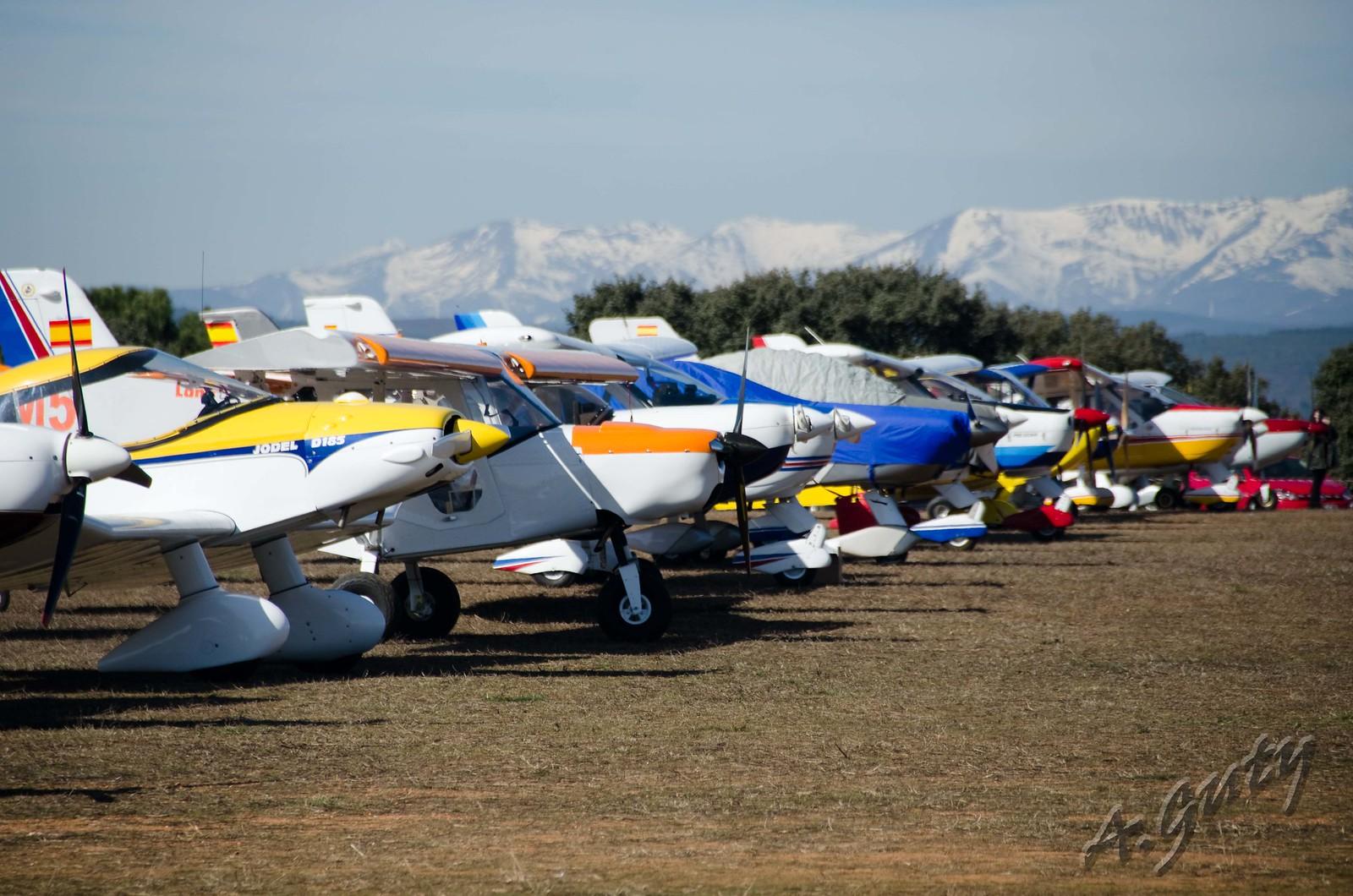 Ronda Aerea 2017 Aerodromo de Astorga (187)