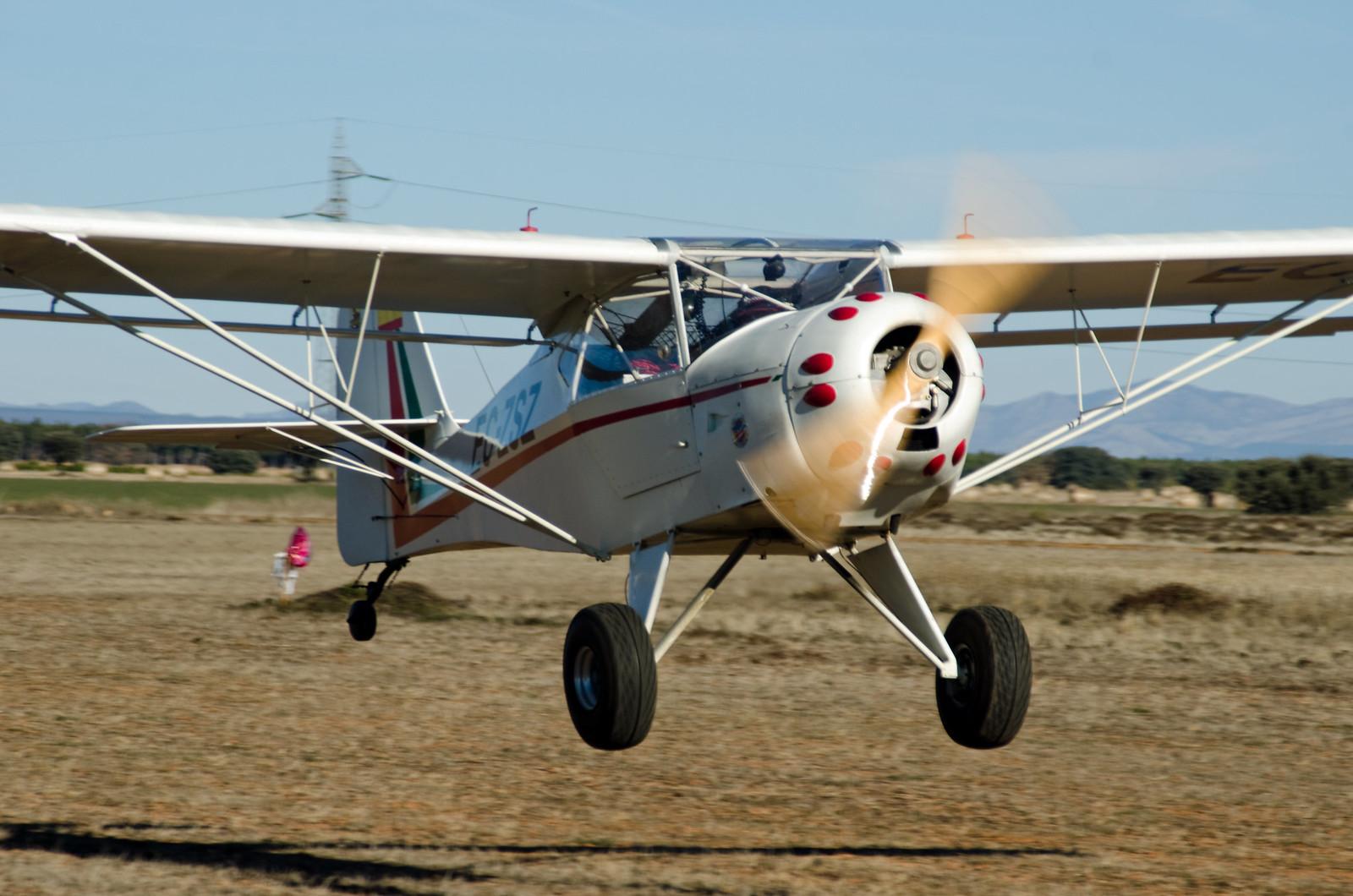 Vuelo Roberto Jabiru UL-450 Aerodromo Kitfox vuelo Astorga (140)