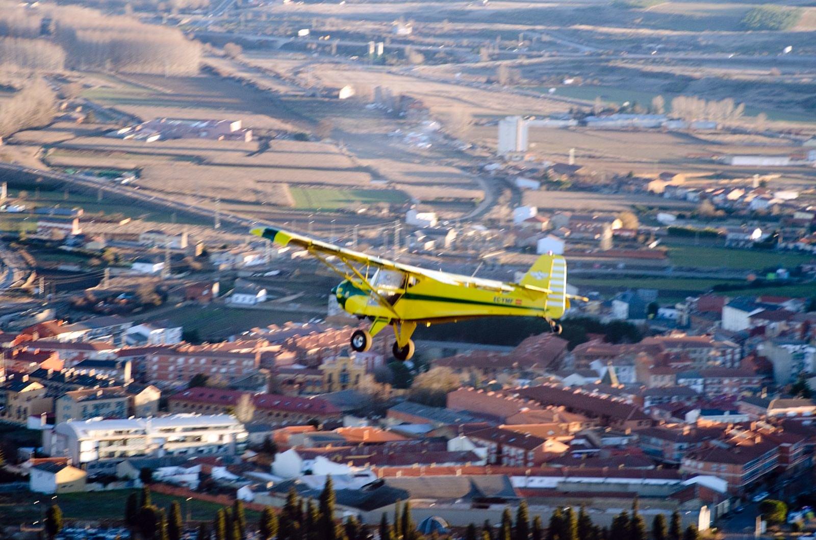 Vuelo Roberto Jabiru UL-450 Aerodromo Kitfox vuelo Astorga (120)