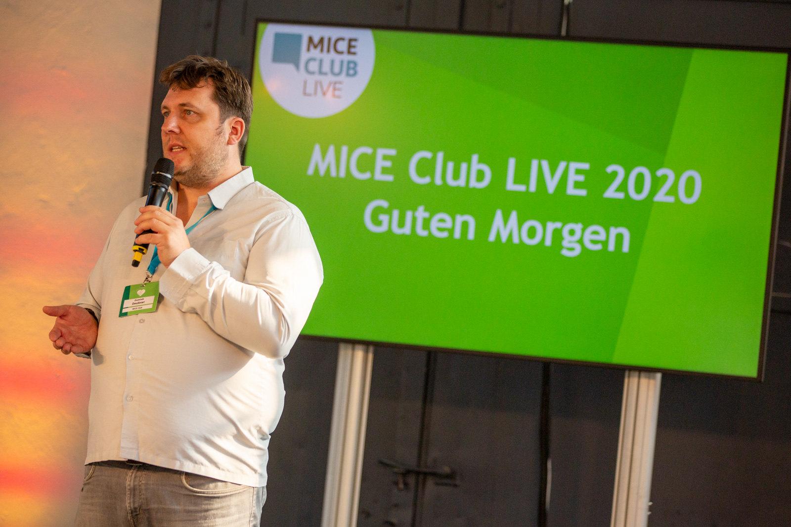 MICE Club LIVE 2020