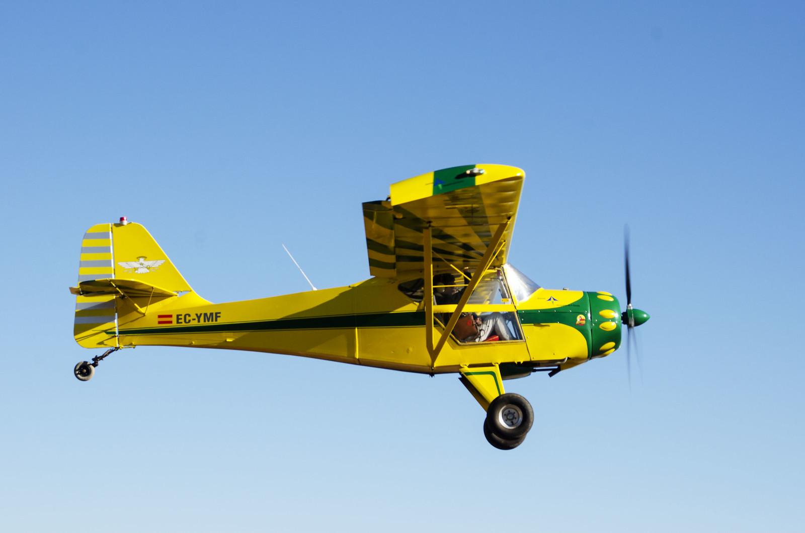 Vuelo Roberto Jabiru UL-450 Aerodromo Kitfox vuelo Astorga (178)