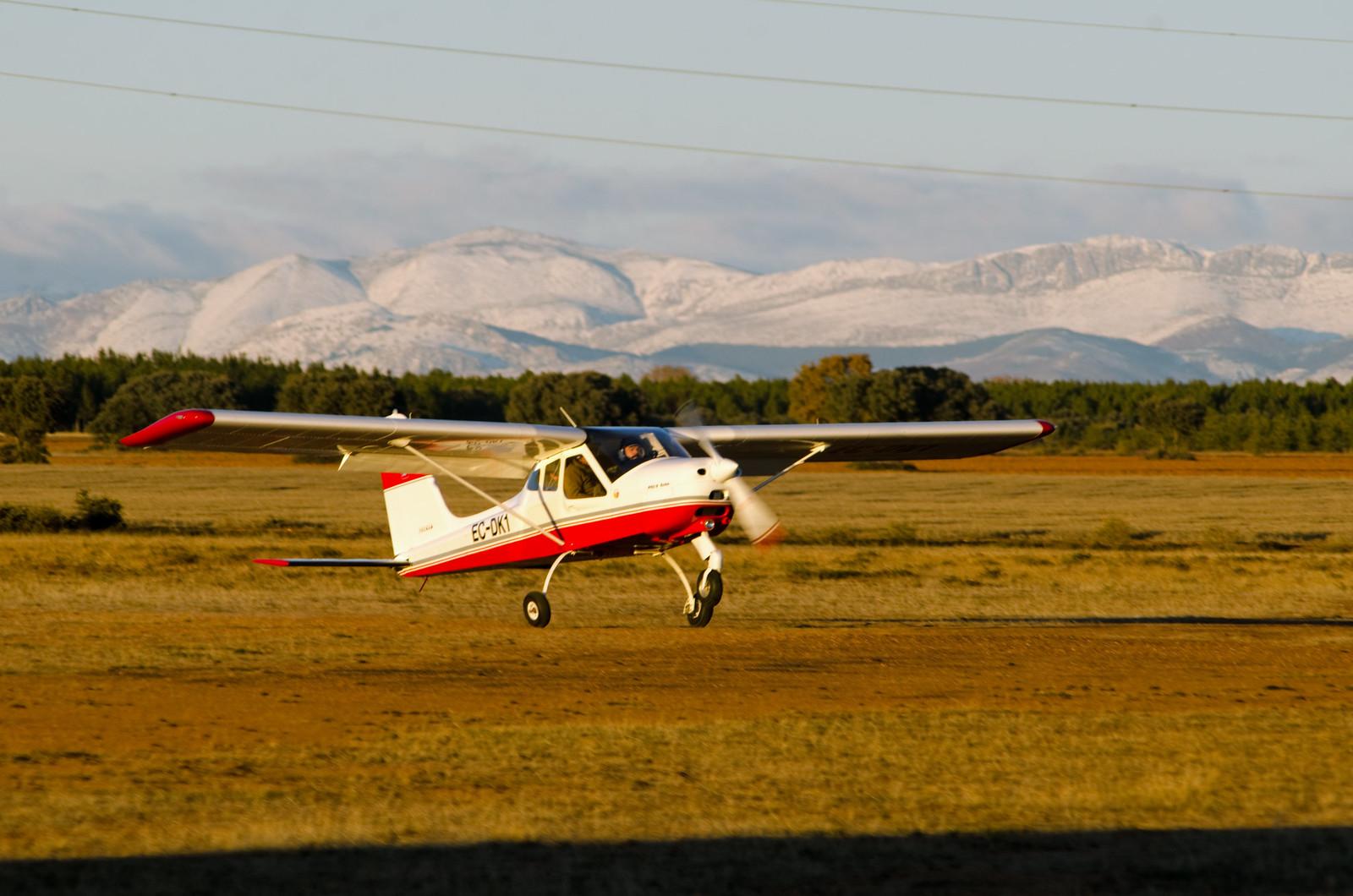 Aeródromo Visita p92
