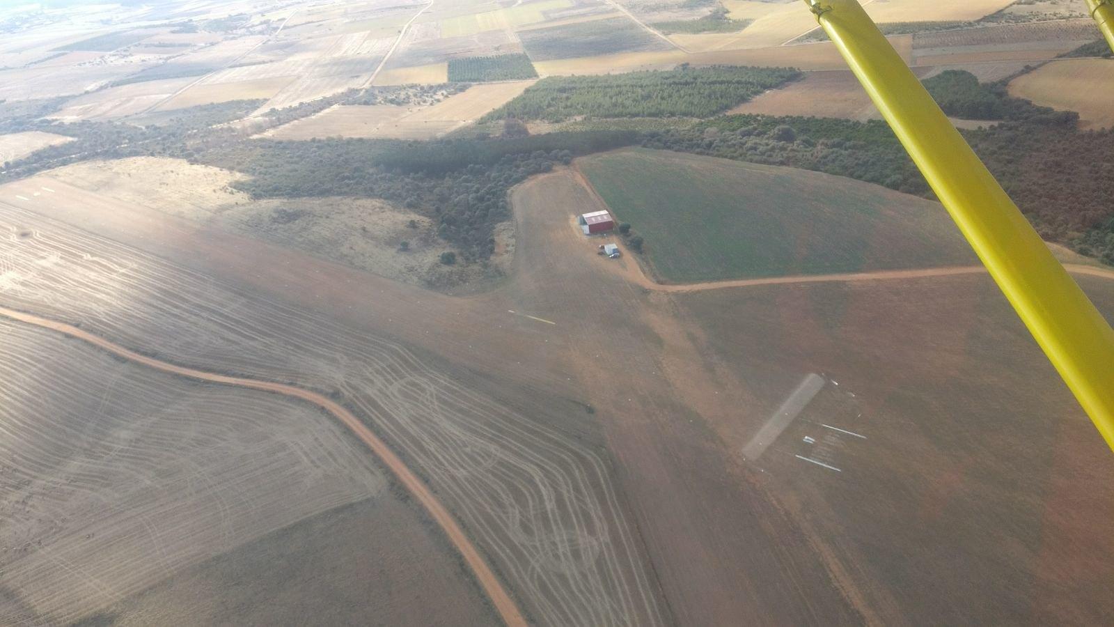 Vuelo KitFox Vista Aerea Aeródromo de Astorga (16)