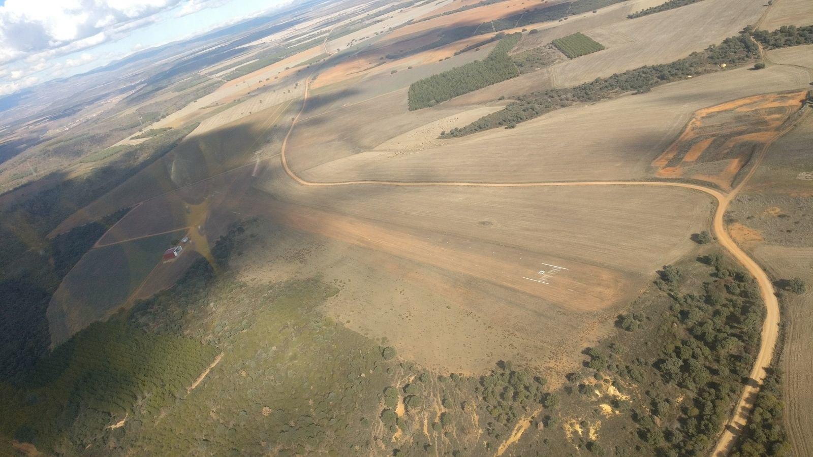Vuelo KitFox Vista Aerea Aeródromo de Astorga (22)