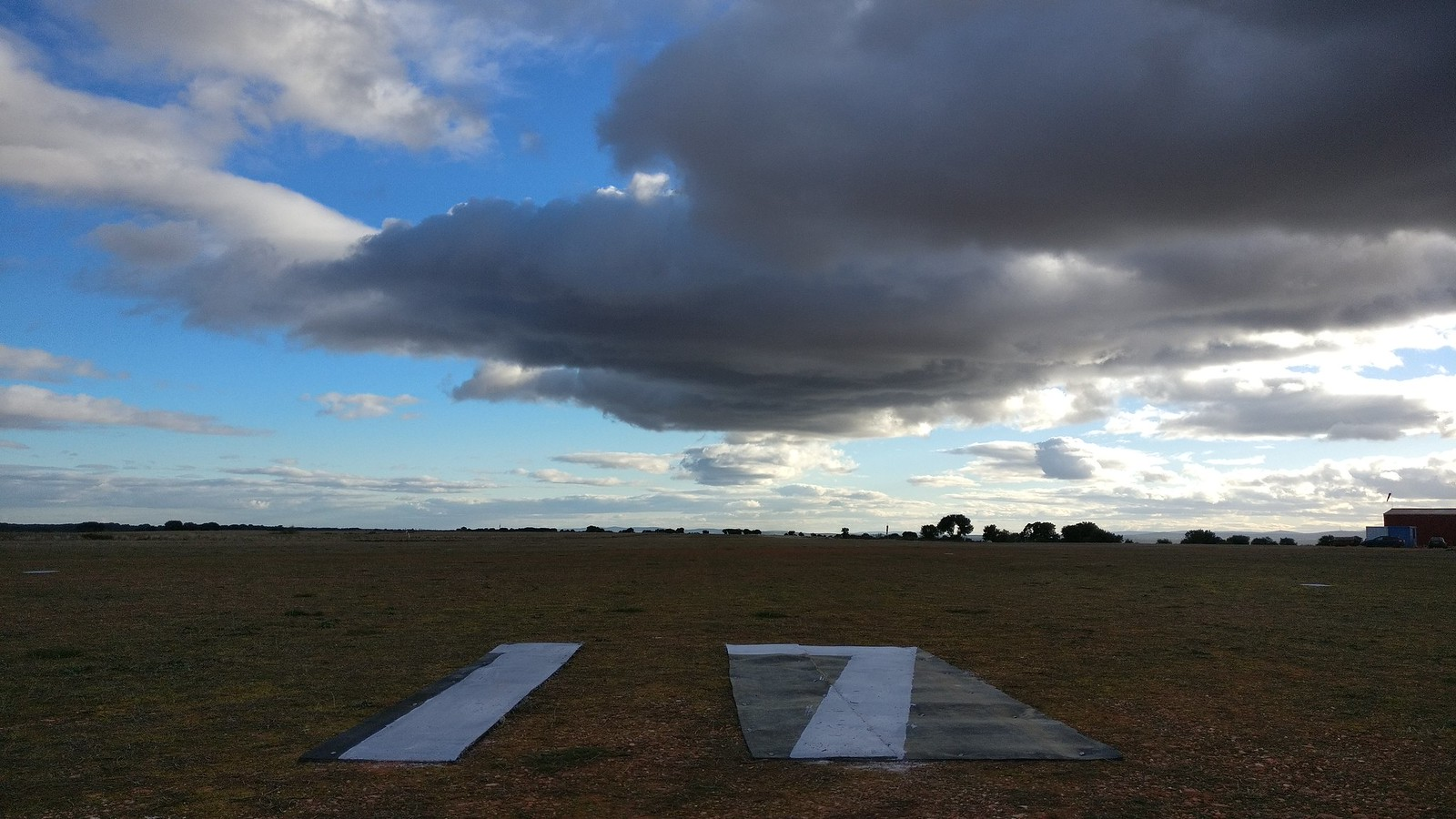 Pistas Aeródromo de Astorga (7)