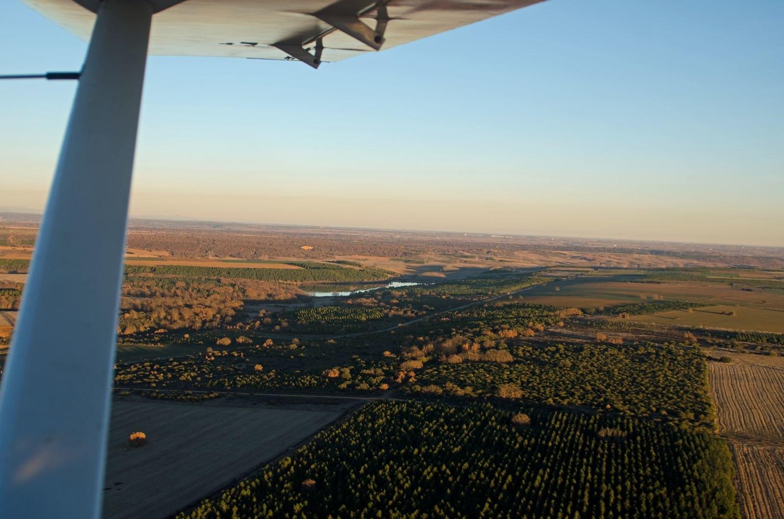 Vuelo Roberto Jabiru UL-450 Aerodromo Kitfox vuelo Astorga (114)