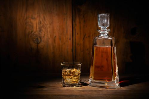 Infinity Bourbon Decanter
