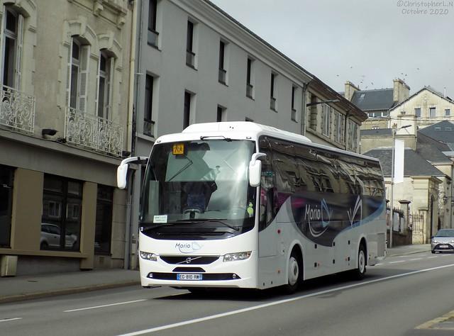 Volvo 9700 Morio Voyages