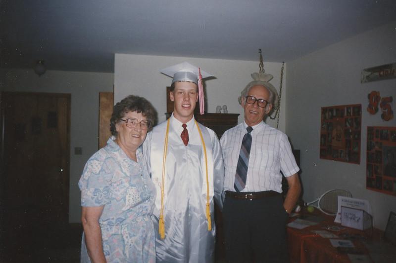 Eric Graduation, Liechtys