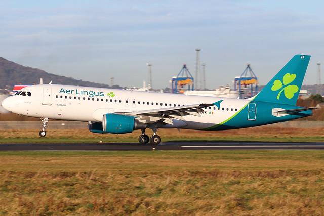 Aer Lingus EI-DVK BHD 15/12/20