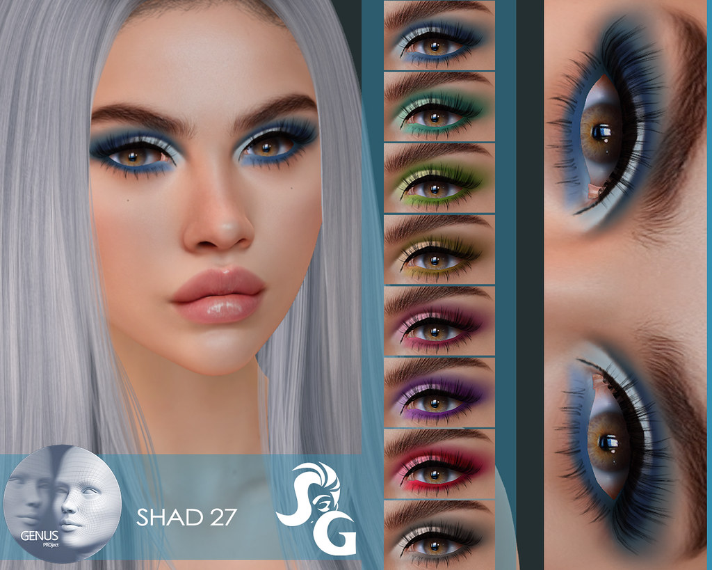 Genus Eyeshadow 27