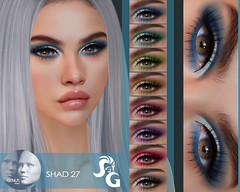 Genus Eyeshadow 27