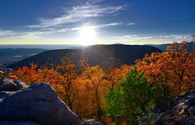 Mountains of Autumn