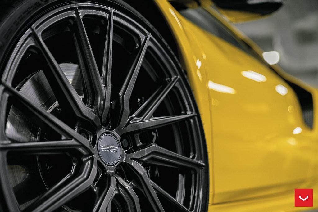 Acura NSX - Hybrid Forged Series - HF-4T - © Vossen Wheels 2020 - 120