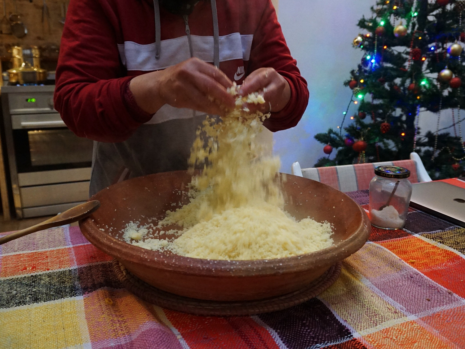 couscous cooking class