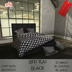 Bloom! - Bed Kai Black (A)AD