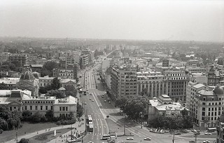1978 Bucurestii vazuti din Intercontinental