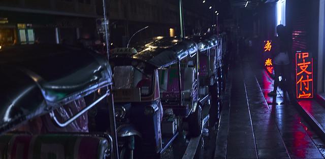 Noches de Bangkok
