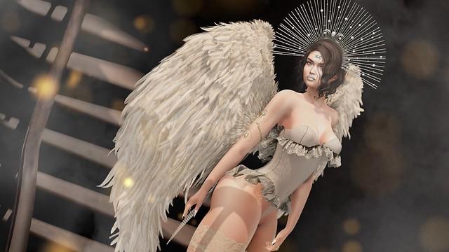 My Korner #437 - The Angel!