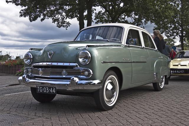 Vauxhall Cresta 1955 (7084)