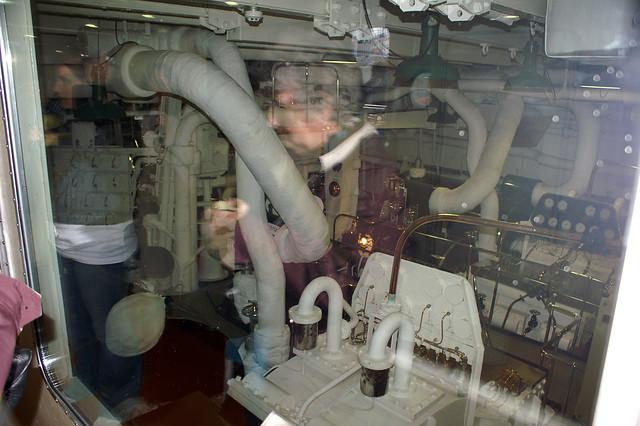 The Royal Yacht Britannia 25-5-2006