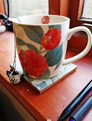 Mug of tea mug