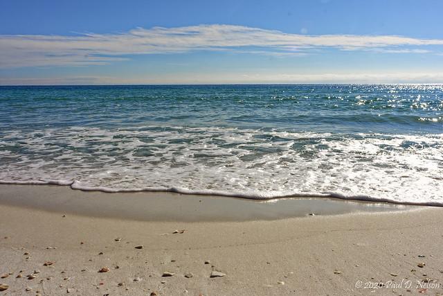 _DSC9115_The Gulf of Mexico, Navarre Beach, Florida