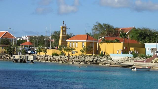 Bonaire - Fort Oranje Lighthouse
