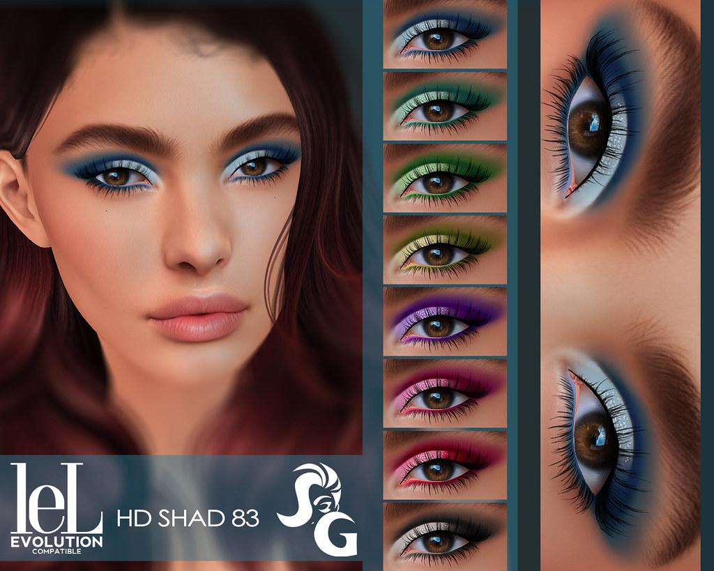 LeL Evo HD Shadow 83