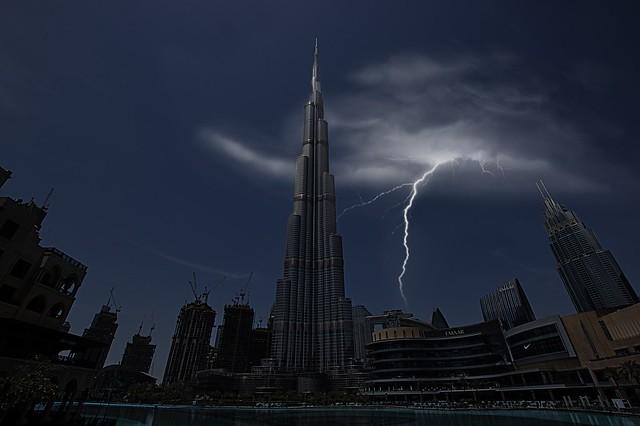IMGP3245 Thunderstorm in Dubai