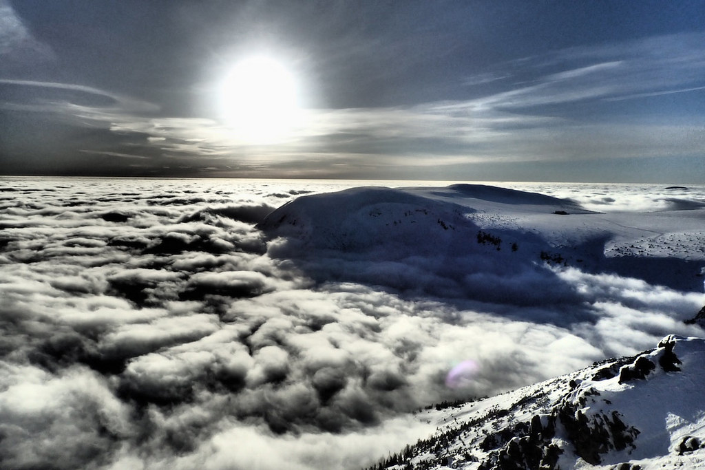 Sněžka - Obří důl Krkonoše Tschechien foto 12
