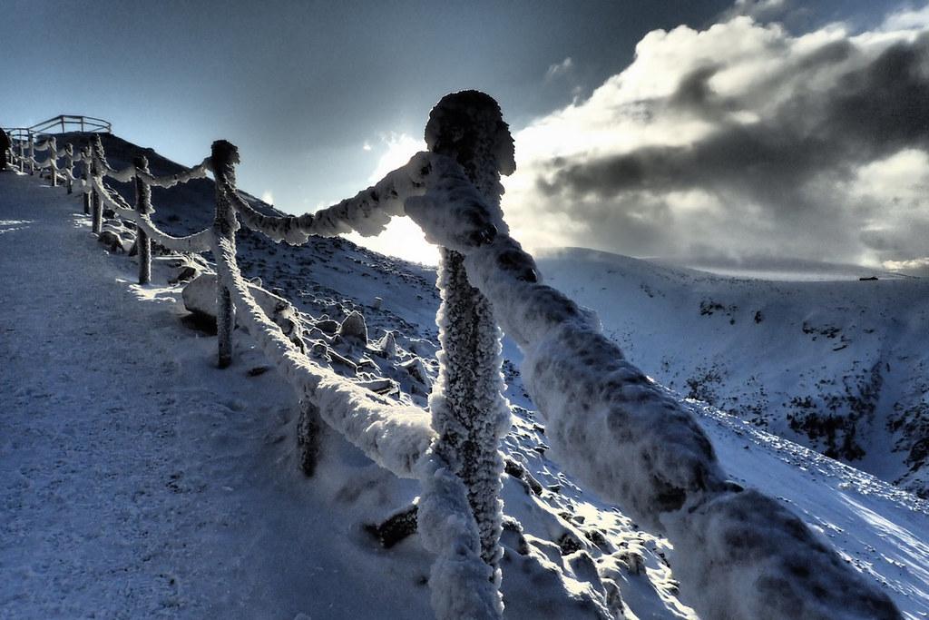 Sněžka - Obří důl Krkonoše Tschechien foto 15