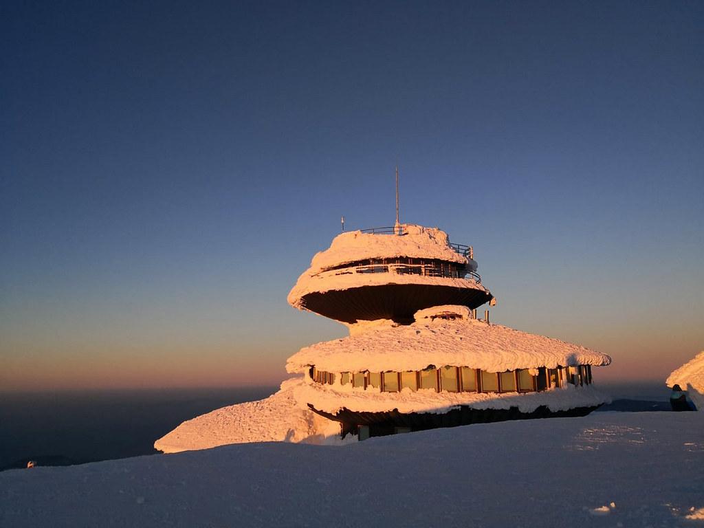Sněžka - Obří důl Krkonoše Tschechien foto 05