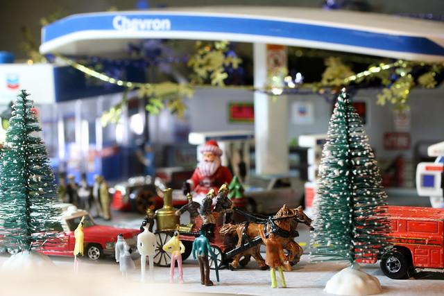 Market Street Christmas Parade - Bijou Planks 353/365