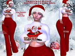 Christmas Outfit [ INITHIUM ] KUPRA