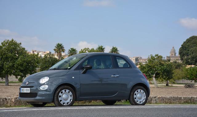 Fiat 500 (2016)