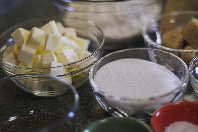 baking prep
