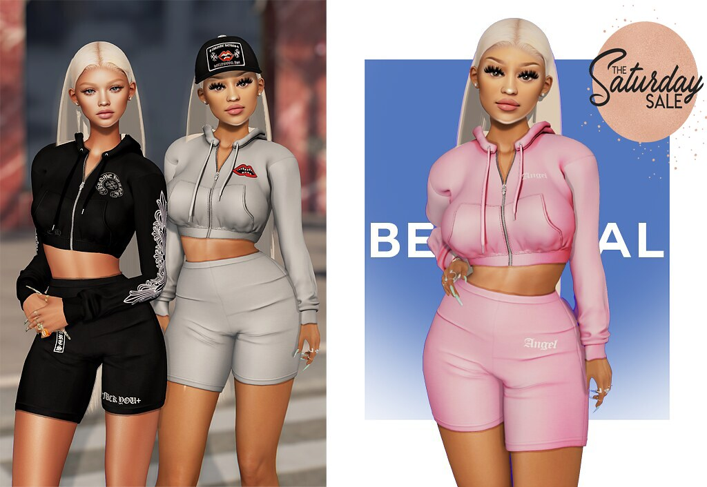 Gia Set for The Saturday Sale!