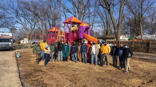 Halpin Park - NORCO Volunteers - 05
