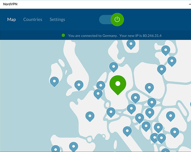 NordVPN, el mejor VPN para buscar vuelos