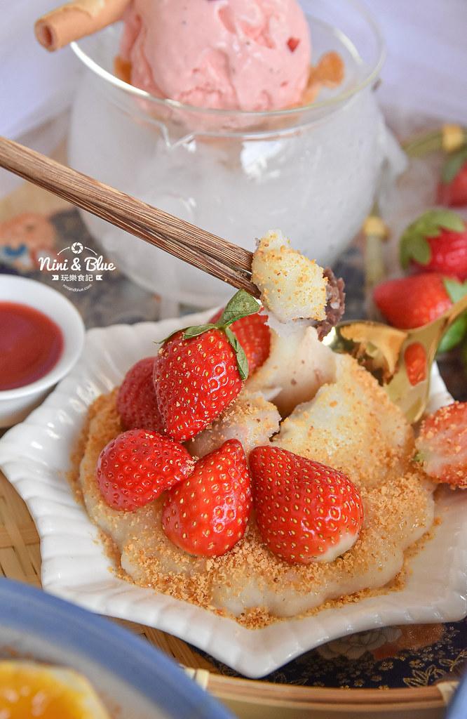 山禾堂拉麵 草莓甜點 草屯 台中22