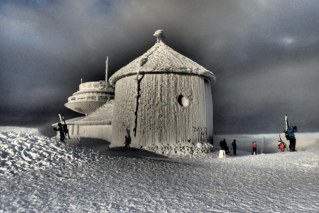 Sněžka - Obří důl Krkonoše Tschechien foto 09