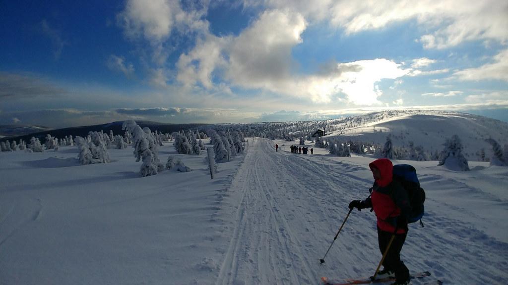 Sněžka - Obří důl Krkonoše Tschechien foto 14