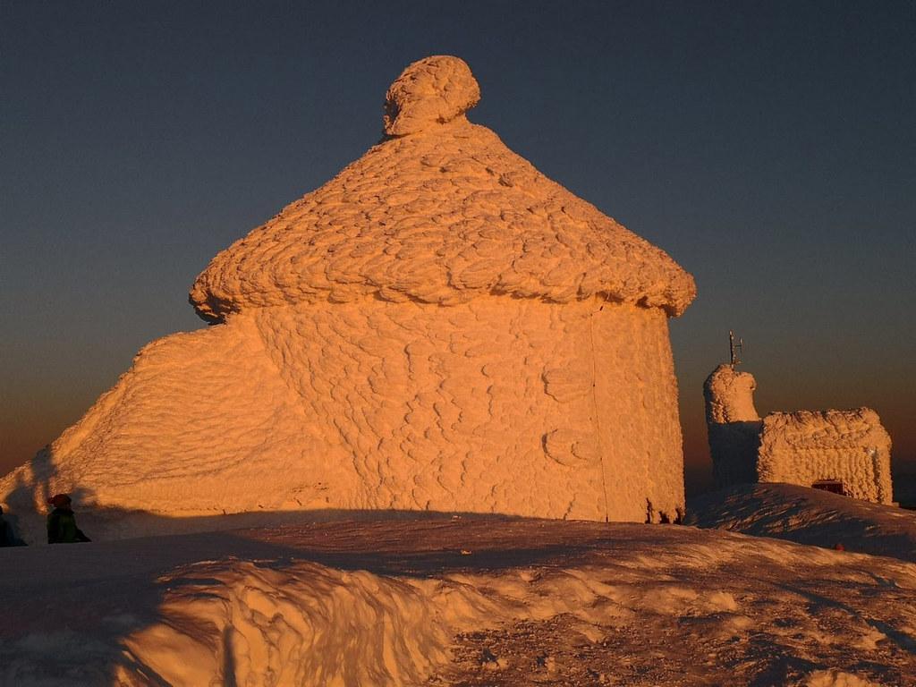 Sněžka - Obří důl Krkonoše Tschechien foto 04