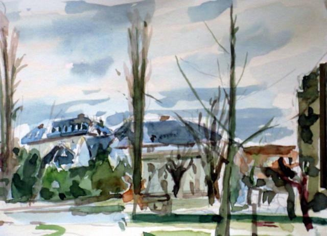 Place Brant Strasbourg 19-12-2020